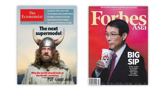 The Economist - Forbes